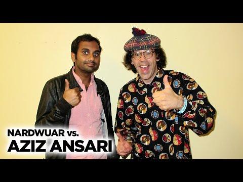 Nardwuar vs. Aziz Ansari