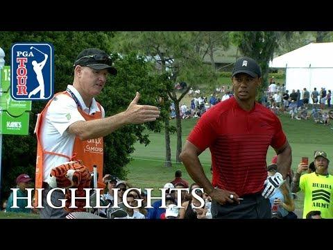 Tiger Woods' highlights   Round 4   Valspar