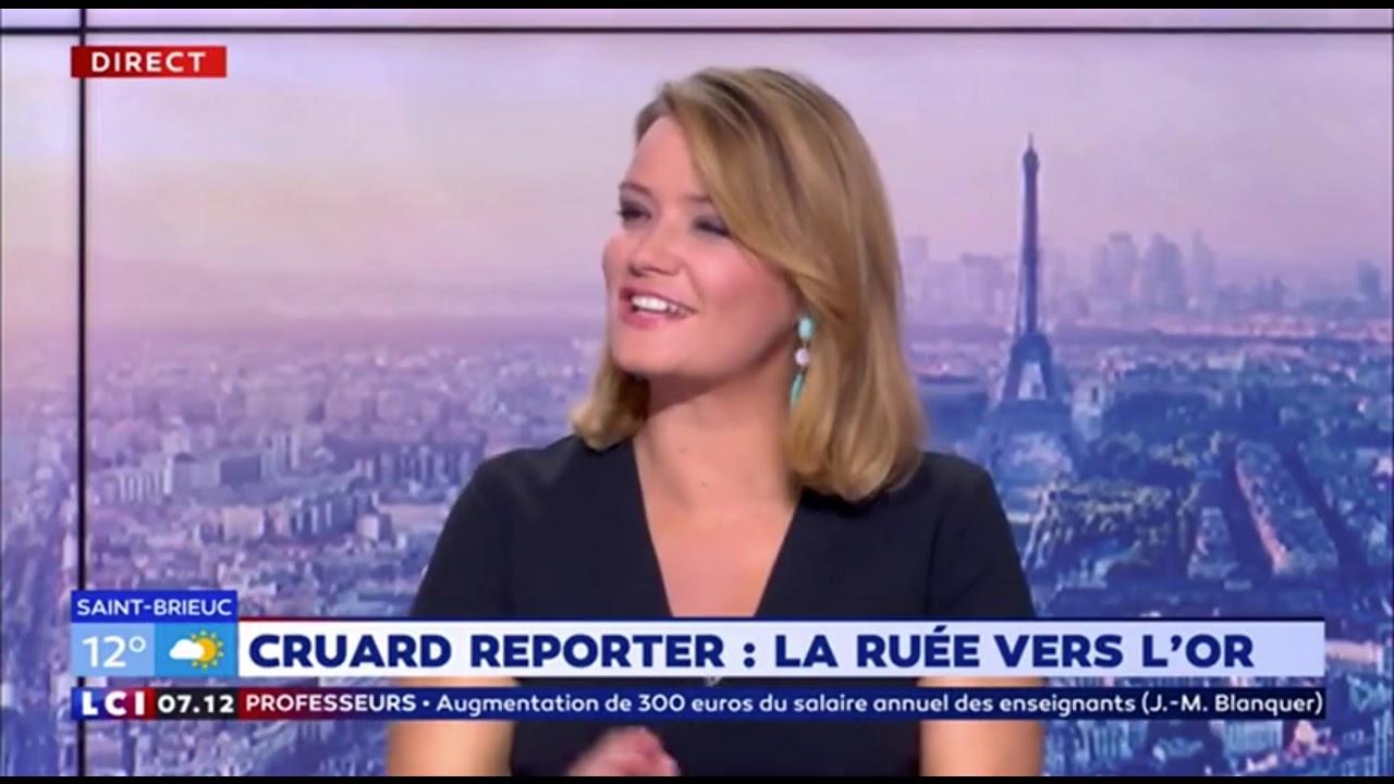 Cruard Reporter sur LCI