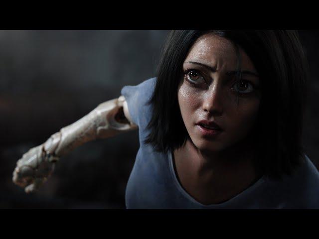 真人版科幻電影《艾莉塔:戰鬥天使》釋出首支預告!詹姆斯卡麥隆監製新片