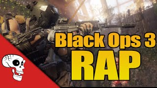 "Call of Duty: Black Ops 3 Rap by JT Music and Rockit Gaming feat. LaidySlayer - ""Line of Duty"""