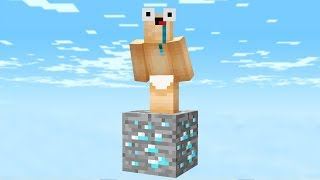 SURVIVING IN MINECRAFT WITH ONLY 1 DIAMOND!