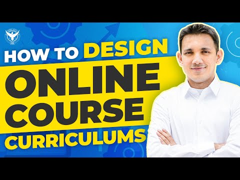 How To Design Online Course Curriculums That Deliver Results