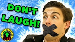 WE ARE STRONG!   Try Not To Laugh Challenge