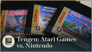 Tengen: Atari Games vs. Nintendo - Gaming Historian