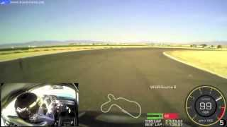 My corner-by-corner guide to Willow Springs Raceway