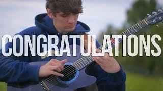Congratulations - Post Malone - Fingerstyle Guitar Cover