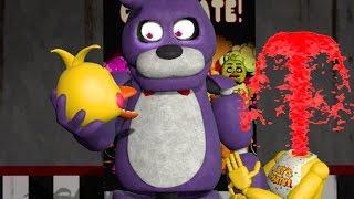 Top 5 Funny Five Nights At Freddy's Animated Season #8 (FNAF SFM Animation)