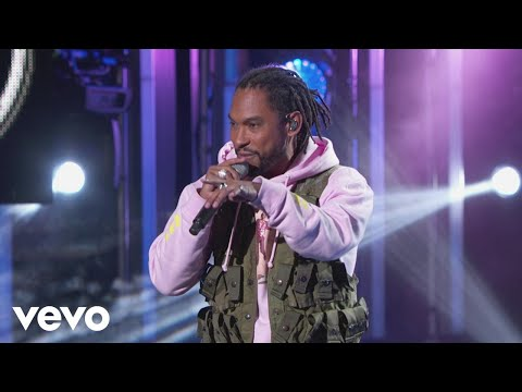 Miguel - Sky Walker (Jimmy Kimmel Live!)