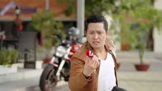 Clip cầu hôn Vân Trang của chú rể Hoài Linh Chí Tài – Quảng cáo Dầu ăn Meizan 2014