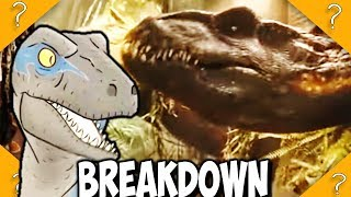 HISHE confirms SILLY logic of Jurassic World 2
