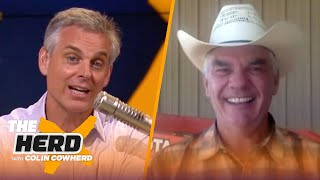 I don't begrudge Dak for betting on himself, McCarthy has been his advocate — Mike Fisher | THE HERD