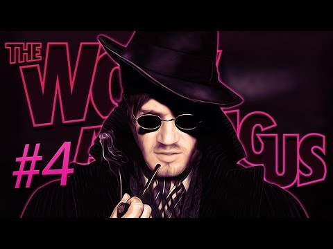 DETECTIVE PEWDS IN ACTION! - The Wolf Among Us - Gameplay, Playthrough - Part 4 - Smashpipe Games