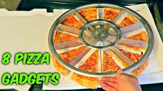 8 Pizza Gadgets put to the Test