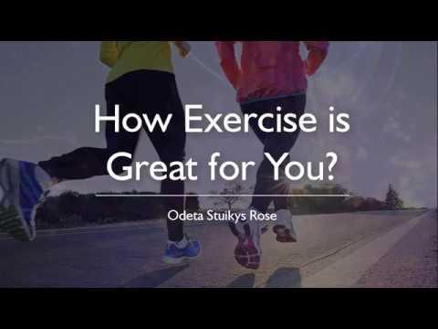 Benefits of Regular Exercise | Odeta Stuikys Rose