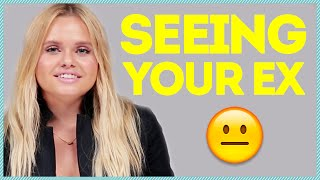 Seeing your ex when home for the holidays w/ Alli Simpson