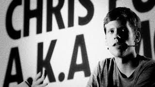 Christopher Poole AKA moot interview @ Republika Festival