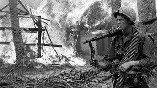 10 Hours of Soothing, Relaxing, Meditating Vietnam War Sounds for Studying and Thinking