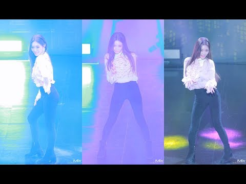 [4k] 180203 랜덤플레이댄스 주인공+가시나+뿜뿜+Lip&Hip+IDLYG 청하Chungha fancam