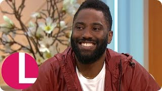 John David Washington Says His Mum Helped Kickstart His Career With Tough Love | Lorraine