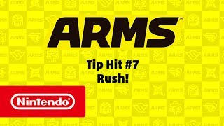 ARMS Tip Hit #7 - Rush (Nintendo Switch)