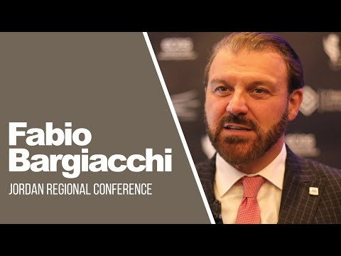 Fabio Bargiacchi on the 1st Electoral Regional Conference