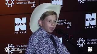 Up Close and Country with Mason Ramsey Live from Nash 94.7 Fm