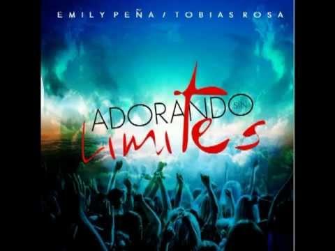 Tobias Rosa y Emily Peña - Te Adorare - Musica Que Edifica