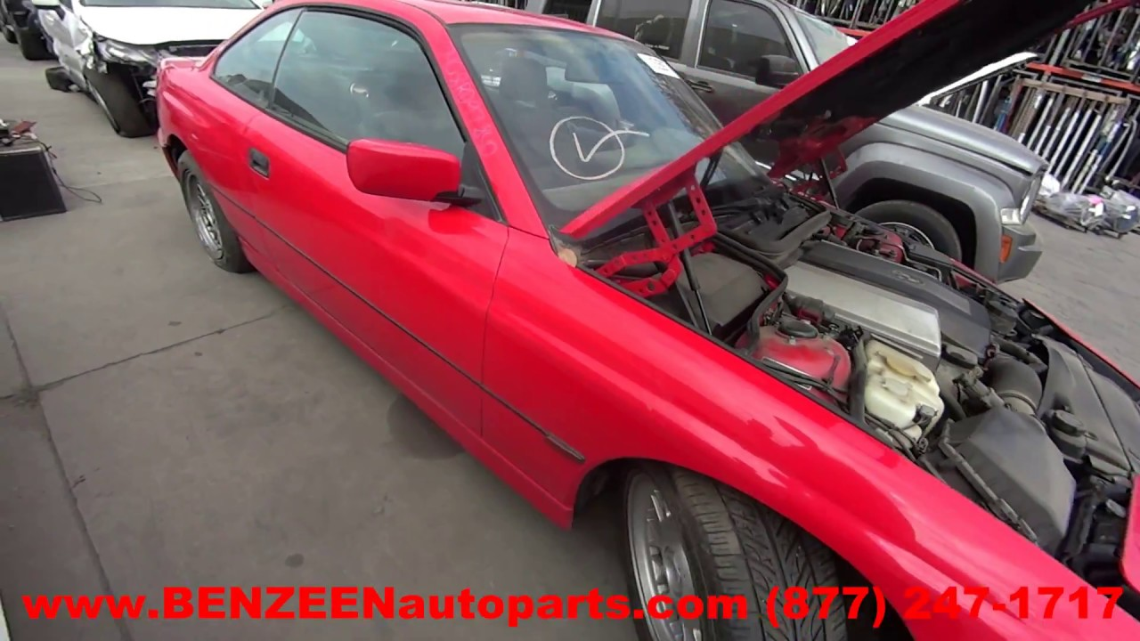 1997 BMW 840CI Car For Parts
