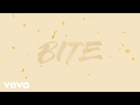 Troye Sivan - BITE  (Lyric Video)