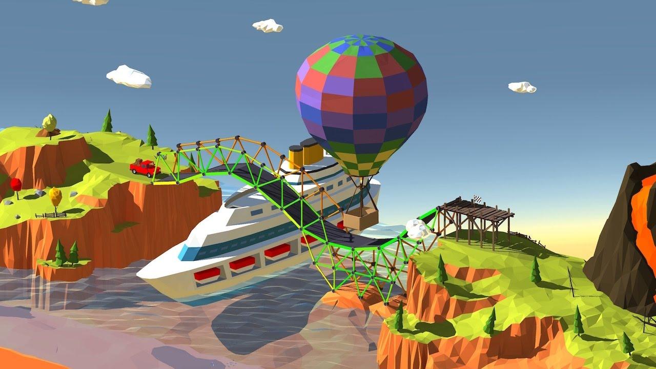 Play Build a Bridge on PC 2