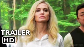 MARVEL'S ETERNALS Teaser Trailer (2021) Angelina Jolie, Marvel Movie