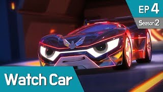 Power Battle Watch Car S2 EP04 Master of Eternal Flame