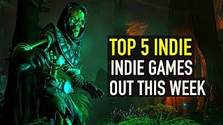 TOP 5 BEST NEW Indie Games Out THIS WEEK