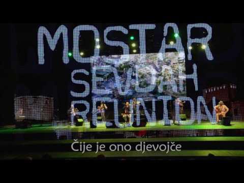 Mostar Sevdah Reunion - Mostar Sevdah Reunion - Cije Je Ono Djevojce ? - live at Sava Center Belgrade