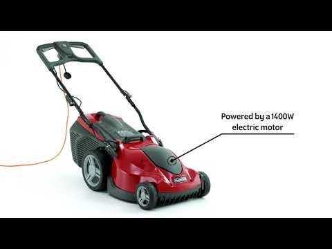 MOUNTFIELD Princess 34  Electric Lawnmower