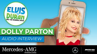 Dolly Parton Reveals Which Song From 'Holly Dolly Christmas' Makes Her Cry | Elvis Duran Show