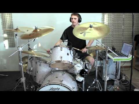 Green Day Scattered Drum Cover
