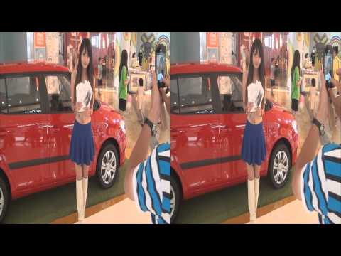 20130721 車模 高雄夢時代 3D Ver.