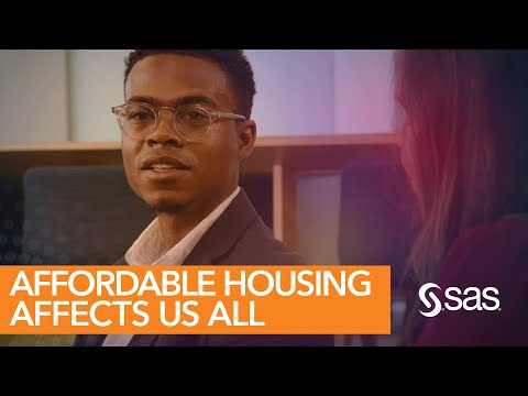 After attending a townhall about affordable housing and connecting the struggles of those around him to his family, Aaren Avery, Software Developer at SAS, wanted to be part of the solution, not the problem. Avery shares how he has used these passions to work with SAS software to support affordable housing efforts.