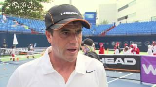 Tennis Emirates Clinic