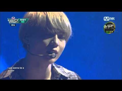 160225 SHINee Taemin Soldier Performance