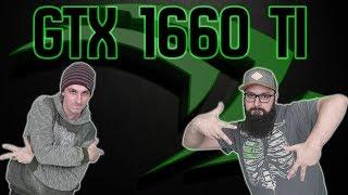 GTX 1660TI vale a Pena? (Versus GTX1060 e RTX2060) - Teste em games!