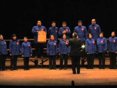 CHOLITAS PUNEÑAS - Coro de la Asociacion Peruano China, 2011