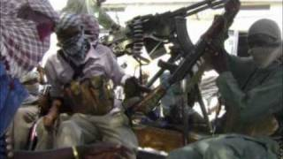 The Somali Civil War Raw Footage and Photos (AYGAA)
