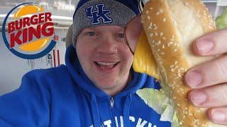 Reed Reviews Burger King Yumbo Hot Ham & Cheese Sandwich