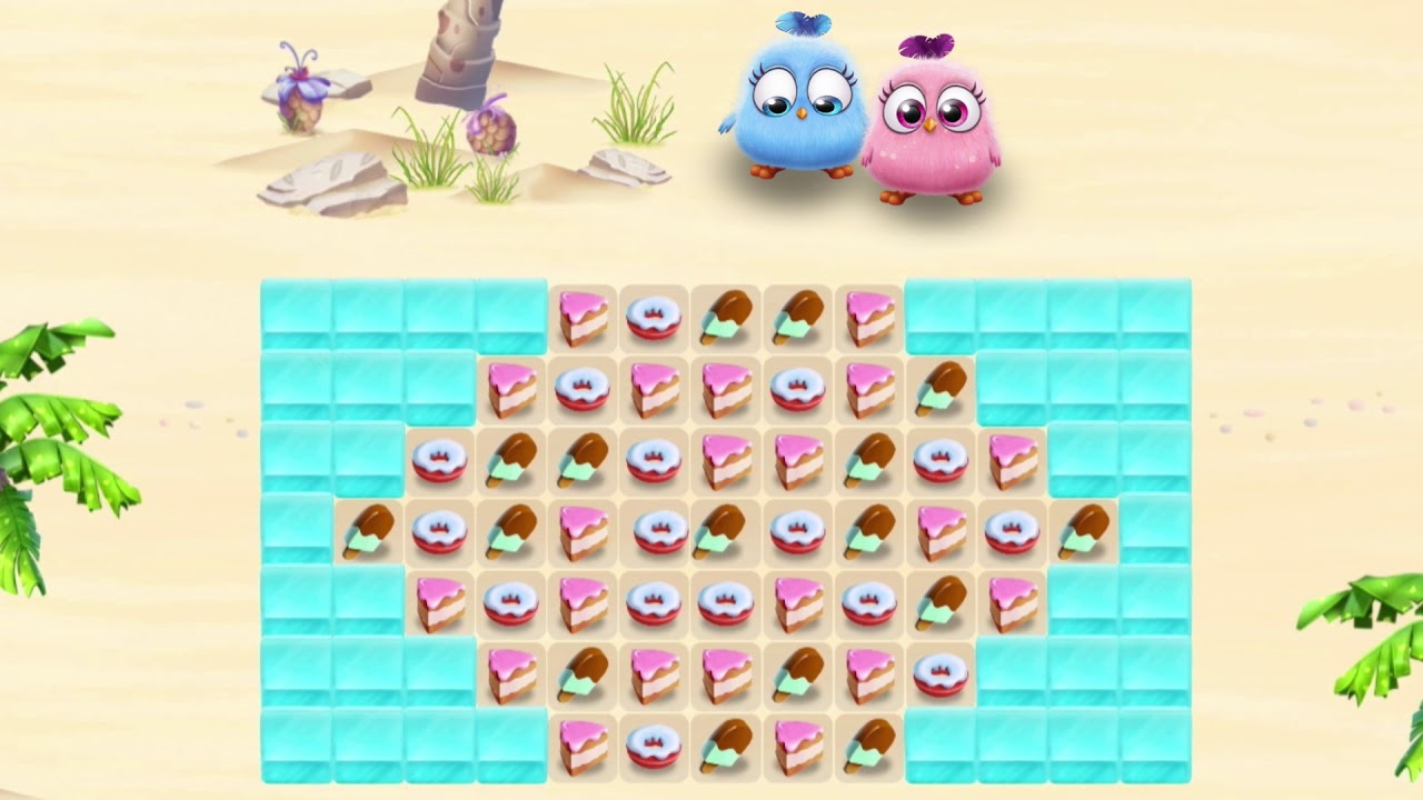 Play Angry Birds Match on PC 2