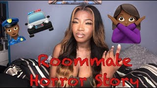 STORY TIME: College roommate from HELL | Called the police on her !! | Lou xoxo