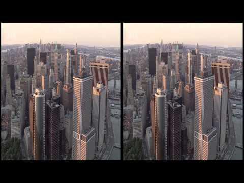 JVC 3D Demo - NYC