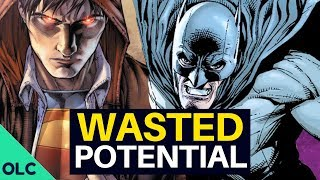 The Wasted Potential of DC Comics Earth One